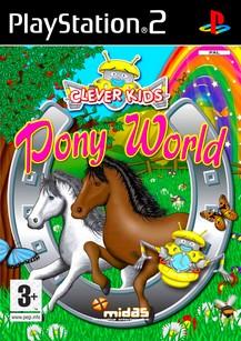 Clever Kids: Pony World (Europe) (En De Fr Es It Pt)