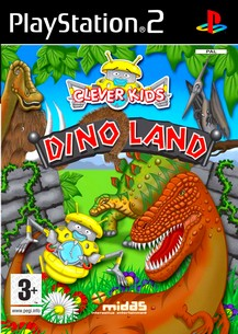 Clever Kids: Dino Land (Europe) (En De Fr Es It Pt)