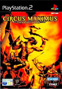 Circus Maximus: Chariot Wars (Europe) (En)